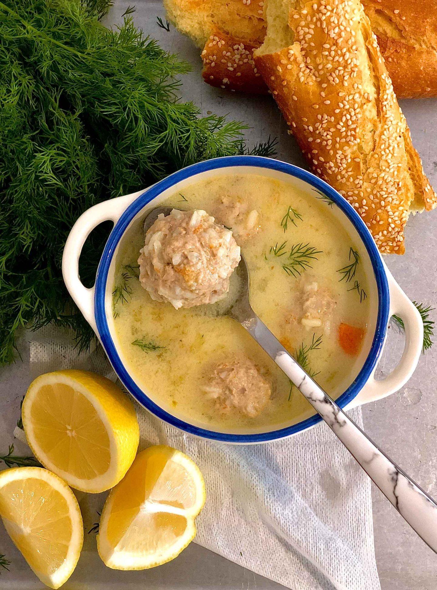 grčka-supa-sa-ćufticama-2